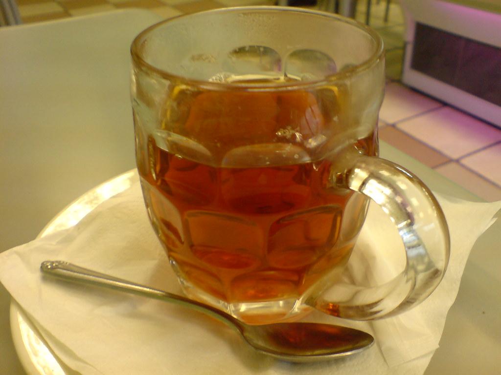 syrisch arabischer Tee